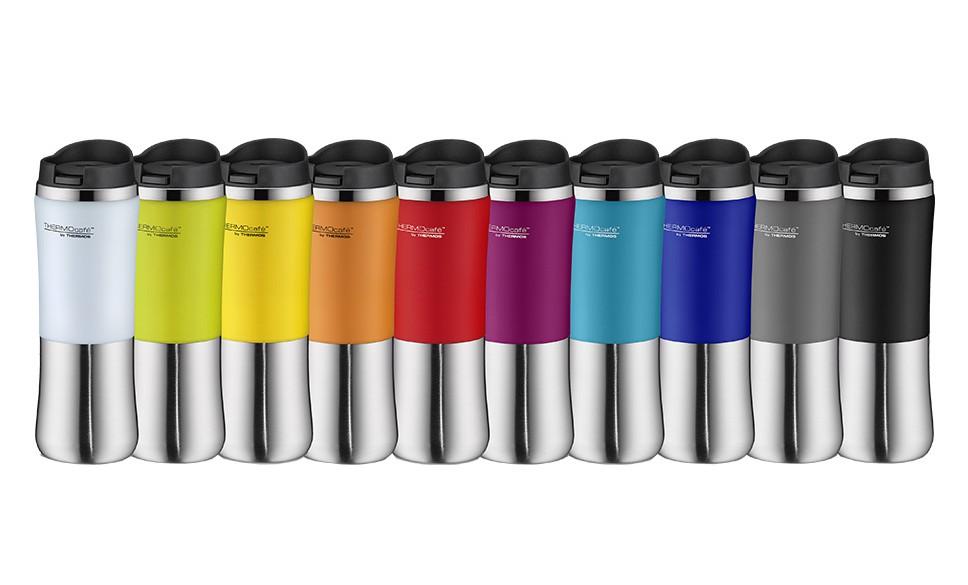 TO GO Kaffee Becher ob aus Porzellan, Edelstahl oder Kunststoff unser Beitrag, der Umwelt zu Liebe