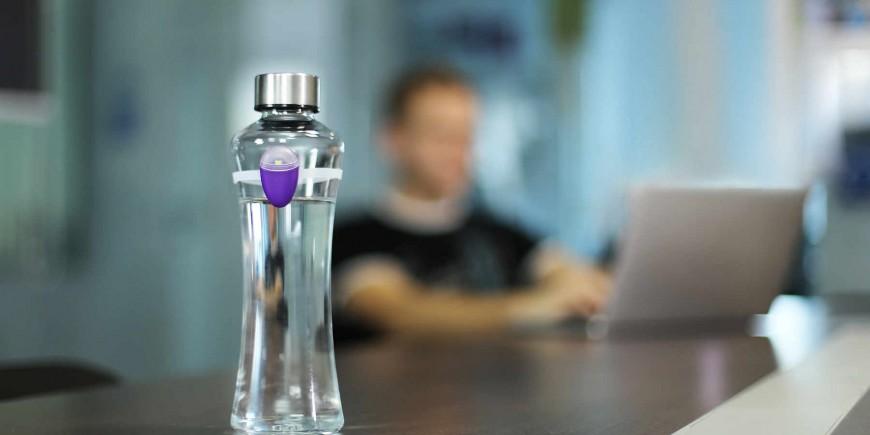 Der gesundheitsbewusste Werbeartikel: unser Trinktrainer