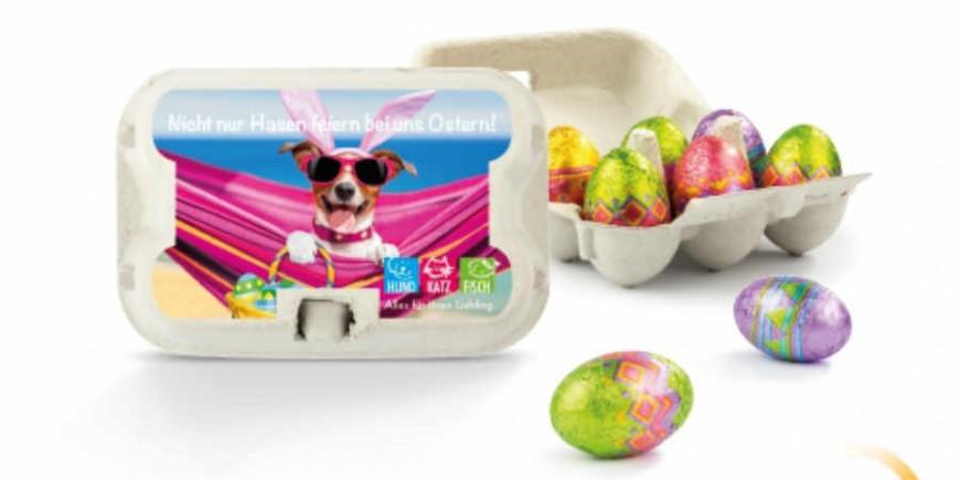 Werbeartikel Ostern für eine gute Kundenfreundschaft!