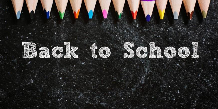 Werbeartikel für Schulen – von Schultüten bis Back to School!
