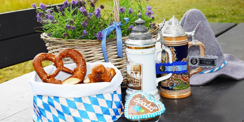 Oktoberfest Geschenke zum Wiesn Auftakt 2017