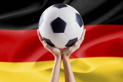 Werbeartikel Fanartikel Deutschland mit Ihrem Logo!