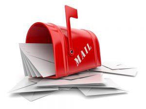 Mailing Werbeartikel bedrucken mit Ihrem Logo.